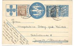 17726 - Entier  Pour L'Allemagne - 1910-... Republic