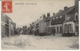 59- 30049  -  REXPOËDE   -  Route Nationale - Lille