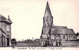 ZUYENKENKERKE       De Kerk Van Zuiden - Zuienkerke