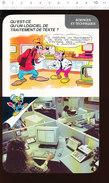 Humour Logiciel De Traitement De Texte Ordinateur Informatique Photo D'une Banque D37 - Old Paper