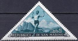 San Marino 1953 - Mi 495 - YT 367 ( Running ) MNH** - Saint-Marin