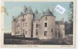 CPA -19707-86-Vouneuil Sur Vienne - Château Du Fou   -Livraison Gratuite - Vouneuil Sur Vienne