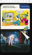 Humour Image De Synthèse Ordinateur Informatique Effets Spéciaux Cinéma Jeu Vidéo Photo Du Film Tron D37 - Old Paper