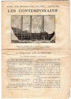 Hebdomadaire Les Contemporains N°895-05-12-1909-la Persécution Sous Le Directoire, Les Prêtres Déportés à La Guyane - - Newspapers
