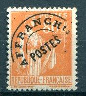 France Préo - Yvert 75 Neuf** Sans Charnière - Precancels