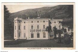 VALDOBBIADENE:  VILLA  PIVA  -  FOTO  -  FP - Treviso