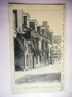 CPA 76 VEULES LES ROSES HOTEL DE ROUEN - Veules Les Roses