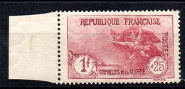 FRANCE - YT N° 231 - Neuf ** - MNH - Cote: 190,00 € - Unused Stamps