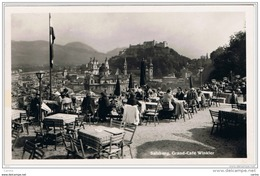 SALZBURG:  GRAND  CAFE'  WINKLER  -  PHOTO  -  KLEINFORMAT - Cafés