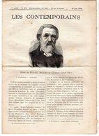 Hebdomadaire Les Contemporains N°872-27-06-1909-Henri De Ruolz,musicien Et Chimiste (1808-1887) - Newspapers