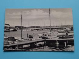KOLDING Lystbadehavnen ( Rudolf Olsen - Nr. 13539 ) Anno 19?? ( Zie Foto Voor Details ) ! - Danemark
