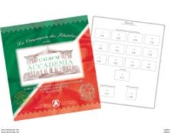 AGGIORNAMENTO ABAFIL - ITALIA REPUBBLICA - ANNO 2016 MINIFOGLIO JUVENTUS - Contenitore Per Francobolli