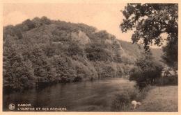 Hamoir - L'Ourthe Et Ses Rochers - Hamoir