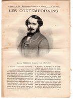 Hebdomadaire Les Contemporains N°755-31-03-1907-duc De Persigny,homme D'État (1808-1872). - Newspapers