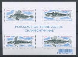 TAAF 2015 - N° F732 - Poissons DeTerre Adélie - Channichthyinae - Neuf -** - Nuovi