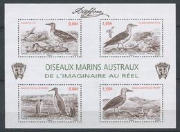 TAAF 2014 - N° F693 - Oiseaux Marins Austraux - De L'Imaginaire Au Réel - Neuf -** - Nuovi