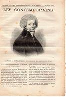 Hebdomadaire Les Contemporains N°748-10-02-1907-gonzze De Rougeville,conspirateur Royaliste ( 1761-1814 ) - Newspapers