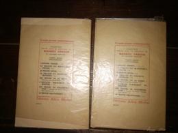 Le Procès Du Maréchal Pétain Compte Rendu Stenographique 1949 Deux Volumes - Books, Magazines, Comics