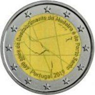 Portugal 2euro -  Madeira Porto Santo -  2019  UNC - Portugal