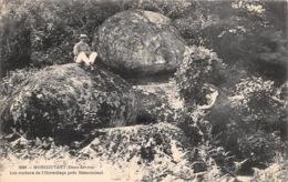 MONCOUTANT Les Rochers De L Hermitage Pres Moncoutant 15(scan Recto-verso) MA1929 - Moncoutant