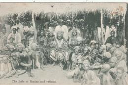 Nigeria  The Bale Of Ibadan & Retinue    Ng246 - Nigeria