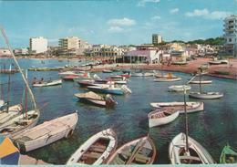 CPM:   EL ARENA  (Mallorca - Espagne):    Vue Parcielledu Port.      (E2053) - Mallorca