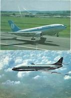 SABENA / Avion / Airplane - 6 Cartes Postales / 6 PC ... D'avions Utilisés Par La Sabena - 1946-....: Ere Moderne
