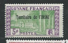 ININI  N°  26  *  TB - Inini (1932-1947)