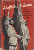 Abessinien Im Sturm : Kleines Tagebuch Aus D. Ostafrik. Krieg / Friedrich Strindberg - 4. 1789-1914