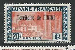 ININI  N°  28  *  TB - Inini (1932-1947)