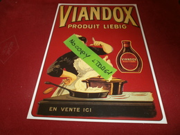 Cartes Postales > Thèmes > Publicité Viandox Produit Liebig - Advertising