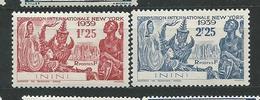 ININI  N°  29/30  *  TB  2 - Inini (1932-1947)