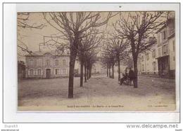 SAACY SUR MARNE - La Mairie Et La Grande Rue - Très Bon état - Autres Communes