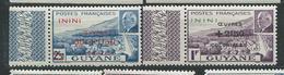 ININI  N°  57/58 **  TB  3 - Inini (1932-1947)