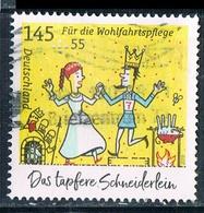 2019  Wohlfahrtsmarke 145 + 55 Cent - Used Stamps