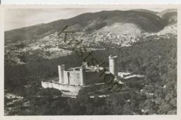 Palma De Mallorca - Vista Aérea Del Castillo De Bellver  [4A-0.145 - Palma De Mallorca
