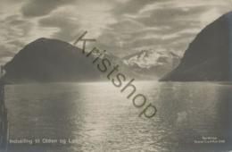 Norge - Indseilling Til Olden Og Loen  [4A-0.413 - Norway