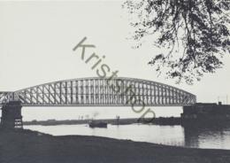 Culemborg - Spoorwegbrug - Foto Cas Oorthuys  [4A-0.611 - Culemborg