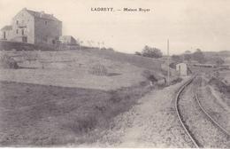 CRE-  LADREYT  EN HAUTE LOIRE  MAISON  ROYER - France
