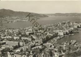 Bergen - Utsicht Fra Floyen [4A-0.722 - Norway