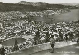 Bergen - Fra Fløyen  [4A-0.792 - Norway