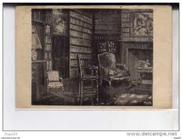 PAULE - Manoir De Keranguevel - La Bibliothèque - Très Bon état - Other Municipalities