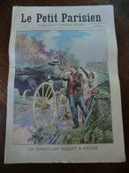 Le Petit Parisien N°1028-18 Octobre 1908-un Singulier Billet A Ordre - Newspapers