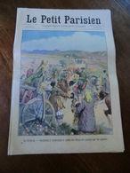 Le Petit Parisien N°1029-25 Octobre 1908-en Bulgarie-Ferdinand 1er Traversant La Vallée Des Roses - Newspapers
