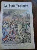 Le Petit Parisien N°1034-29 Novembre 1908-catastrophe De Hamm-la Police Maintient La Population Affolée - Newspapers