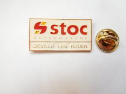 Beau Pin's , Magasin STOC , Carrefour , Deville Les Rouen , Seine Maritime - Villes