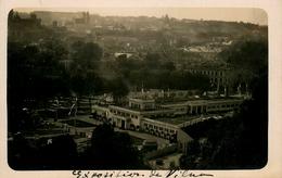 Exposition De Vilno - Vilnius - Carte Photo 1928 - Lituanie Lituania - Lithuania