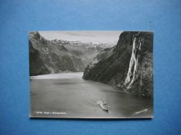 Gerangerfjord  -  NORVEGE  -  NORGE - Norway