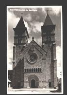 Echternach - La Basilique - Carte Photo éd. Nic. Sibenaler - 1954 - Echternach