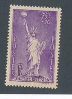 FRANCE - N°YT 309 NEUF** SANS CHARNIERE - COTE YT : 25€ - 1936 - Frankreich